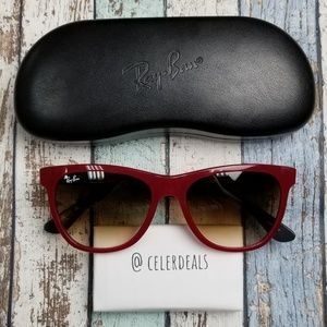 RB4184 6044/85 Ray Ban Men Italy Sunglasses/VIN353